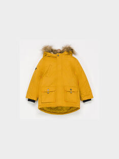 Parka jaune POGBAGE / 18H3PGI1PARB102