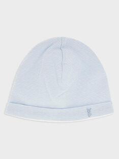 Bonnet de naissance bleu RYGUY / 19E0AGI1BNA208