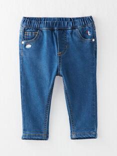Jean bleu moyen  VAHARPER / 20H1BGL1JEAP269
