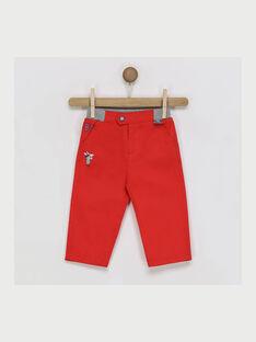 Pantalon rouge RAPIERRE / 19E1BGH1PANF506