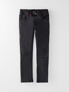 Jeans noir VUCIAGE / 20H3PGC3JEA090