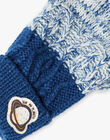 Gants en tricot fantaisie  VUCHOAGE / 20H4PGJ1GANC219
