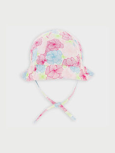 Chapeau blanc à motifs RATATA / 19E4BFP1CHA001