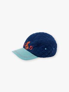 Chapeau Bleu marine ZACAPAGE / 21E4PGI1CHA705