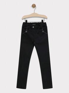 Pantalon noir fille SAPOLETTE 1 / 19H2PF91PAN090