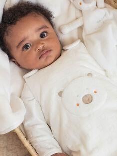 Turbulette blanche naissance mixte BONOEL / 21H0AM41TUR001