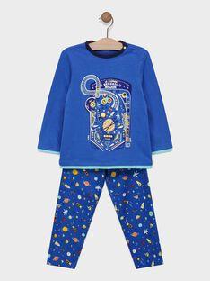 Pyjama léger SELUNAGE / 19H5PG54PYJ221