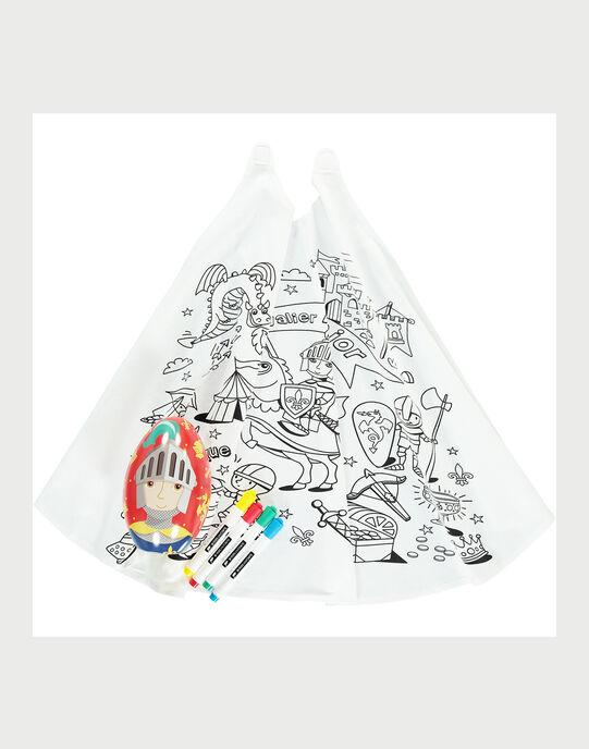 Oeuf de Pâques : cape blanche RYCHEVAGE / 19E3PGG4CPO000