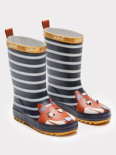 Chaussures Bleu marine SATIBAGE / 19H4PG41CHO070