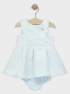 Robe Chasuble Bleue TYCHLOE / 20E1BF31CHS213