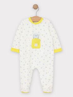 Grenouillère imprimée bébé garçon  TEPAMI / 20E5BG73GRE001
