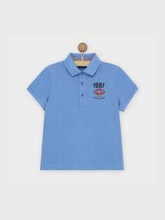 Polo bleu ROGIAGE / 19E3PGH1POL706