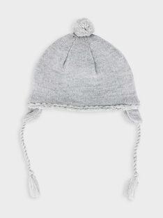 Bonnet gris  PAPUZAETTE / 18H4PFQ1BON940