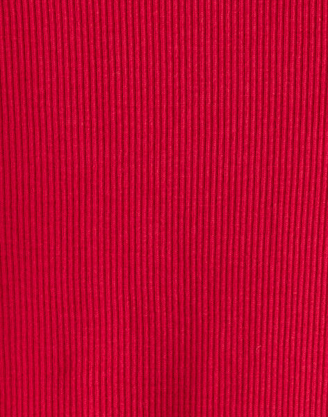 Sous pull manches longues rose framboise  VESOUMETTE 1 / 20H2PFG1SPLD307