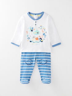 Pyjama Blanc VELEONEX / 20H5BG21PYJ000