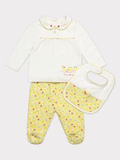 Pyjama bébé fille  TESABRINA / 20E5BF71PYJ001