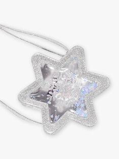 Sac bandoulière étoile de neige enfant fille BLAFLOETTE / 21H4PFO1BES956