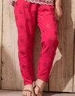 Pantalon Rouge ZUPATETTE 2 / 21E2PFV1PANF510