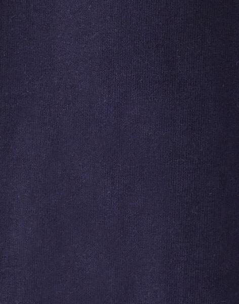 Grenouillère Bleu marine VELYSEX / 20H5BF33GRE705