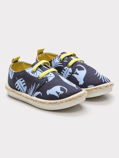 Chaussures denim ROBASCAGE / 19E4PGM1CHTK005