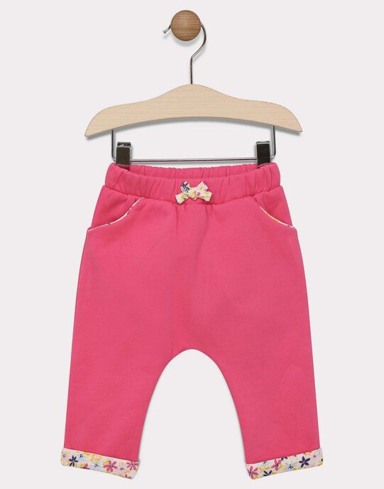 Pantalon de jogging avec détails AOP SAERNESTI / 19H1BF41JGB305