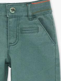 Pantalon vert  VUCLAUDAGE / 20H3PGS1PAN216