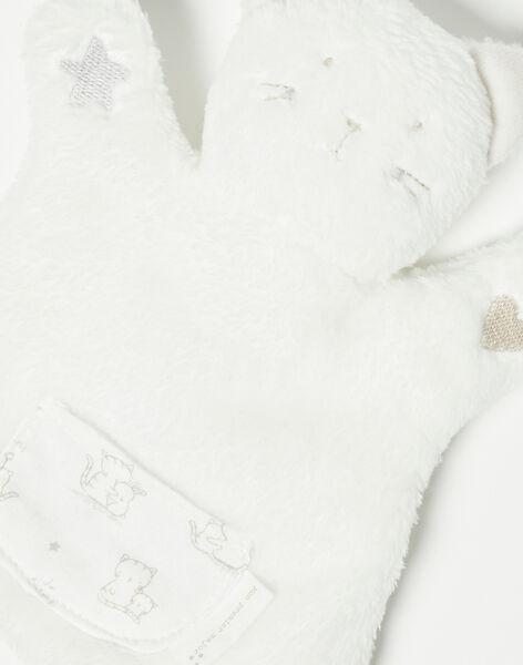 Peluche marionnette chaton bébé mixte  VINH / 20H0AM11JOU001