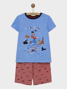 Pyjama bleu REPIRATAGE / 19E5PGJ3PYJ208