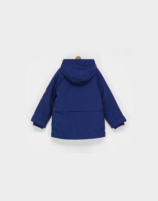 Imperméable bleu PABLOLAGE / 18H3PG71IMPC208