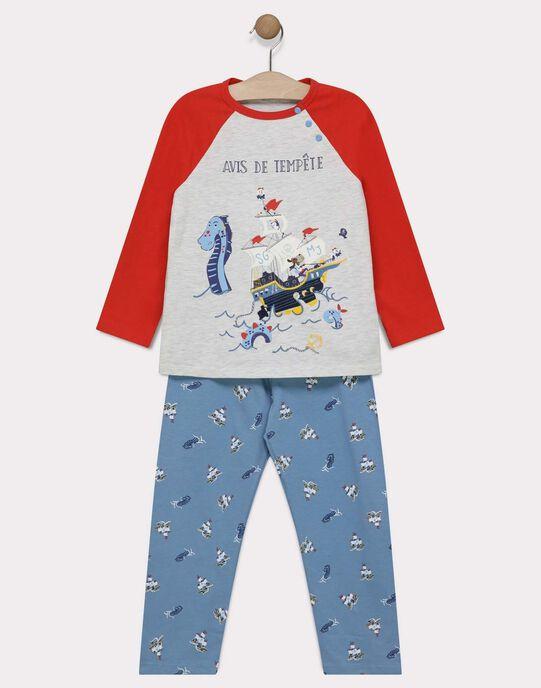 Pyjama léger SEMARAGE / 19H5PG56PYJ943