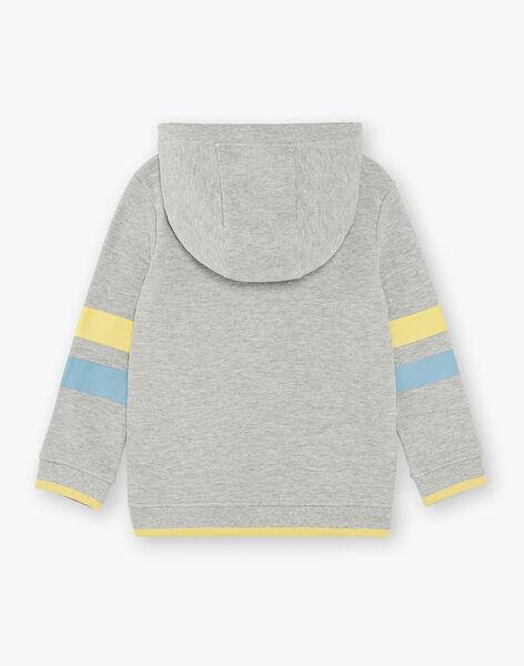 Sweat Shirt Gris ZATIAGE / 21E3PG91SWEJ900