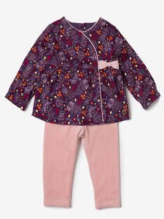 Ensemble blouse et legging VAMELODIE / 20H1BFU1ENS711