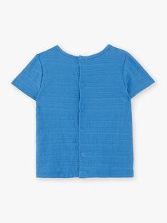Tee-shirt avec bavoir imprimé ZAKANYE / 21E1BGJ1TMCC206