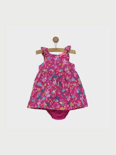 Robe chasuble rose RAVALERIE / 19E1BFQ1CHSD302
