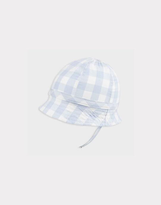 Chapeau à carreaux NAVALENTIN / 18E0AGM1CHA020