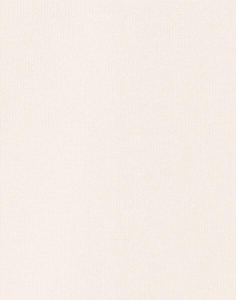 Cardigan rose pale point ajouré ZENARETTE / 21E2PFI1CARD319