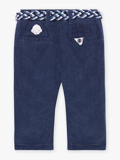 Pantalon Bleu BANESTOR / 21H1BGL2PANC230