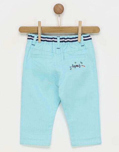 Pantalon turquoise RAGASTON / 19E1BGD1PAN203